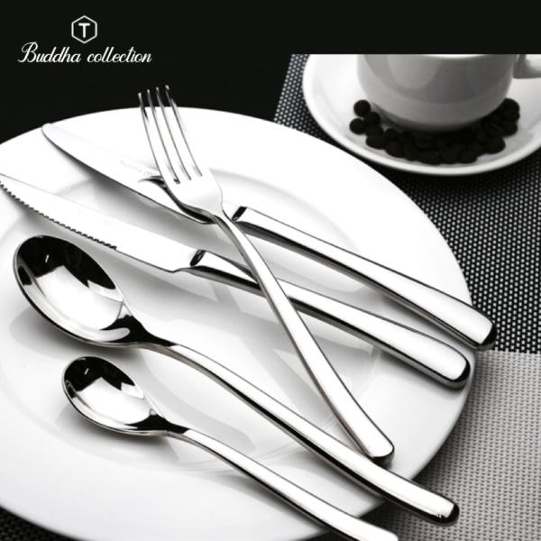 Buddha cutlery set